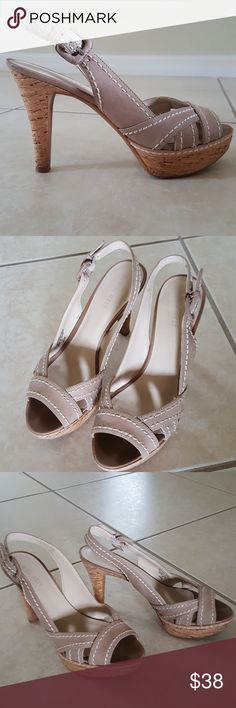 Nine West heels Nine West heels in a perfect condition. Worn a few times only Nine West Shoes Heels