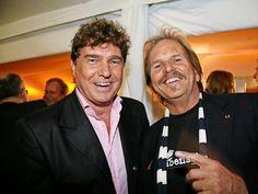 Frank Schöbel, Frank Zander