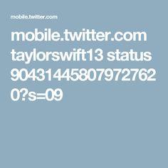 mobile.twitter.com taylorswift13 status 904314458079727620?s=09