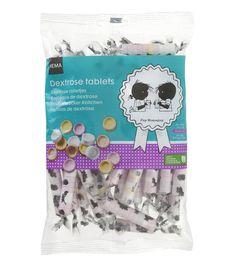 rouleaux de dextrose Jip & Janneke Tablets, Facial Tissue, Pastel, Amp, Candy Bars, Gummi Candy, Wraps, Cake, Crayon Art