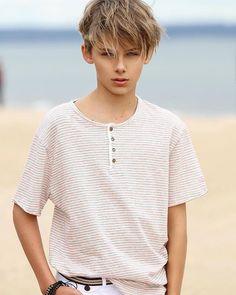 Как выглядит самый красивый мальчик в мире | Фото 7