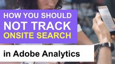 🎥 How you should not track Onsite Search in Adobe Analytics. #AdobeAnalytics