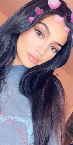 Kylie via Snapchat.