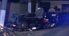 RS Notícias: Carro bate em poste e mata quatro pessoas em Santa...