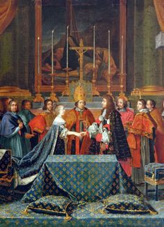 Cap. 8: As mulheres e amantes de Luís XIV