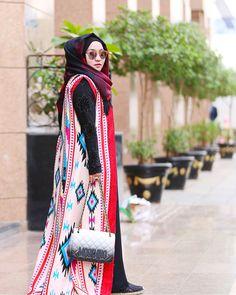 Abaya in Style ❤️❤️❤️