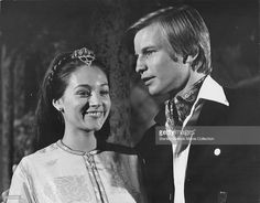 Michael York and Olivia Hussey in Lost Horizon, 1973