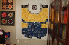 A minion coming together! by Don't Call Me Betsy, via Flickr