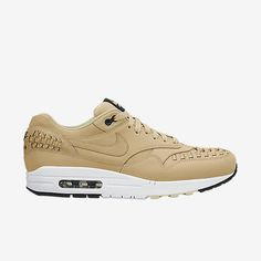 693cf7d193608 Nike Air Max 1 Woven – Chaussure pour Homme