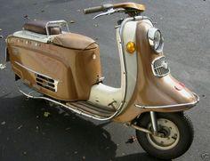 1960 Fuji Rabbit Superflow 200 night vision motorcycle BMW - Josh Withers - Pipeburn - Purveyors of Classic Motorcycles, Cafe Ra. Motor Scooters, Vespa Scooters, Motor Car, Ducati, Subaru, Honda, Retro Scooter, Vespa Lambretta, Mini Bike