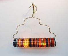 jaipur choori lamp, made with indian bangles and a hanger. cute for haleys room.