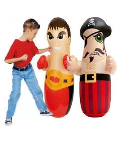 Intex Hit Me 3D Inflatable Funny Punching Bop Bag Boxer (Pirate Boy).Rs.200/-  http://khareedi.com/intex-hit-me-3d-inflatable-funny-punching-bop-bag-boxer-%28pirate-boy%29