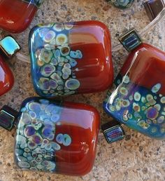 Image result for precision color lampwork glass pictures