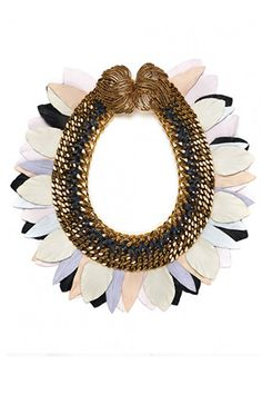 16 Candy-Colored Necklaces For Spring #refinery29