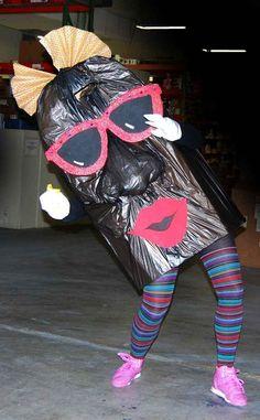 California Raisin | 22 Creative Halloween Costume Ideas For '80s Girls
