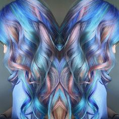 Multi-tonal magic by @samploskonka. #modernsalon #haircolor #hairinspiration