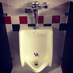 Louisville's urinal