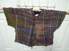 Ravelry: nickolenas saori handwoven blouse/jacket