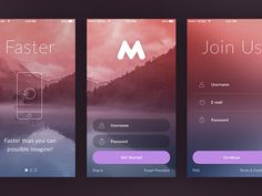 Megap - iOS 9 Template