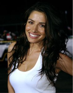 Sarah Shahi (loved her on The L Word!)