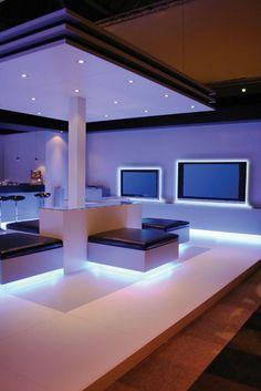 strip lighting led strip and cove lighting on pinterest bedroom accent lighting surrounding