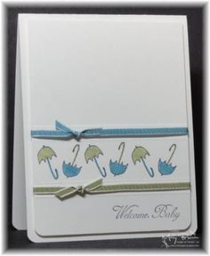 Every Little Bit CAS by stampercamper - Cards and Paper Crafts at Splitcoaststampers
