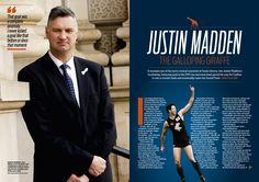 AFL Record | Finals Week 2 | Justin Madden