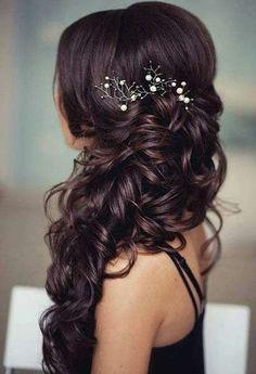 Peinados para ceremonias 2017: Mejores looks para invitadas de boda (Foto 38/38) | Ellahoy