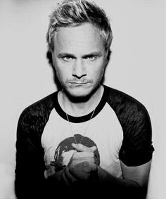 David Anders.  I've had a crush in this guy since forever.