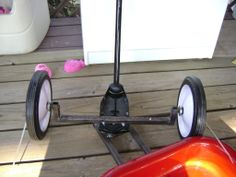 Custom radio flyer wagon pics and ideas??? - Page 23 - THE H.A.M.B.