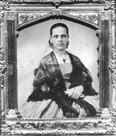 Untitled, Californio woman, c. 1856, Oakland Museum of California