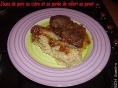 Recette de Joues de porc confites au cidre : la recette facile