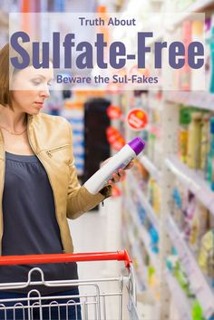 Learn how to read labels and make better healthy beauty choices when shopping for hair care products.