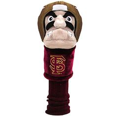 NCAA Mascot Head Cover NCAA Team Florida State >>> Check out the image by visiting the link.