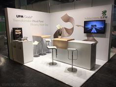 Interzum 2017 Cologne Germany with UPM Plywood