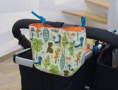 stylebag - Tasche für Kinderwagen, Rad, ...