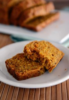 Banana Carrot Bread | Mel's Kitchen Cafe