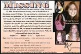 Christina Whittaker 21 UNSOLVED MISSING - 2009 - Missouri