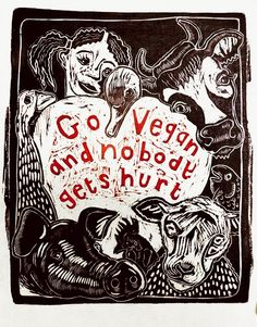 Go Vegan and save the animals #govegan