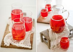 Kompot: The Fruit Punch of Eastern Europe - 1lb fresh frozen or dry fruit, water, sugar.