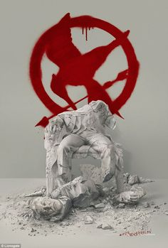 New 'Hunger Games: Mockingjay' Trailer & Poster Revealed – Watch Now! Check out the brand new poster for The Hunger Games: Mockingjay - Part 2 that was just released! Jennifer Lawrence, the star of the franchise, revealed the poster… Tribute Von Panem 4, Tribute Von Panem Mockingjay, Hunger Games Mockingjay 2, Mockingjay Part 2, The Hunger Games, Hunger Games Fandom, Hunger Games Catching Fire, Hunger Games Trilogy, Hunger Games Poster