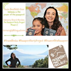 The #PassportPartyProject is Changing Lives Through Travel | Growing Up Bilingual