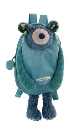 Koala Backpack by Les Zazous #671103 #magicforesttoys #moulinroty