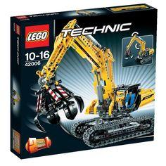 LEGO TECHNIC    42006 :  LA PELLETEUSE - JEU DE CONSTRUCTION - ETAT NEUF