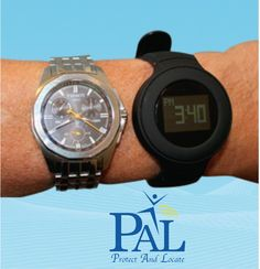 Protect and Locate (PAL) Watch - Autism GPS Location Watch