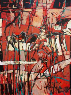 Ania Gola-Kumor ~ Untitled #2, 2010 (oil)