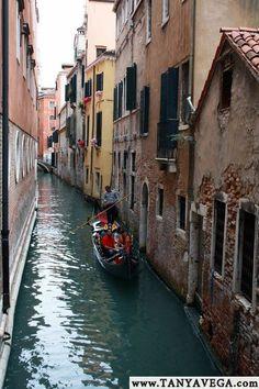 Venice, Venezia, Italy Венеция, Италия (c) www.TANYAVEGA.com