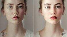 Portrait Retouching Lightroom Presets and Adjustment Lightroom Brushes by BeArt