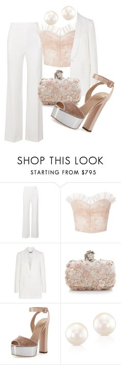 """""""Untitled #11"""" by petra0710 ❤ liked on Polyvore featuring Roland Mouret, Rodarte, Givenchy, Alexander McQueen, Giuseppe Zanotti and Anne Sisteron"""