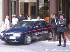 Carabinieri. Foto PortalFitness.com